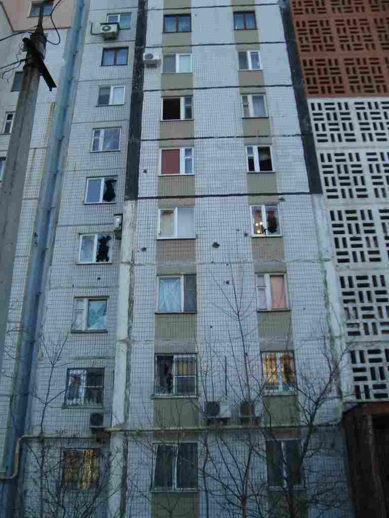 Хроника событий в Донецке за 12.02.15 (обновление 23:06)