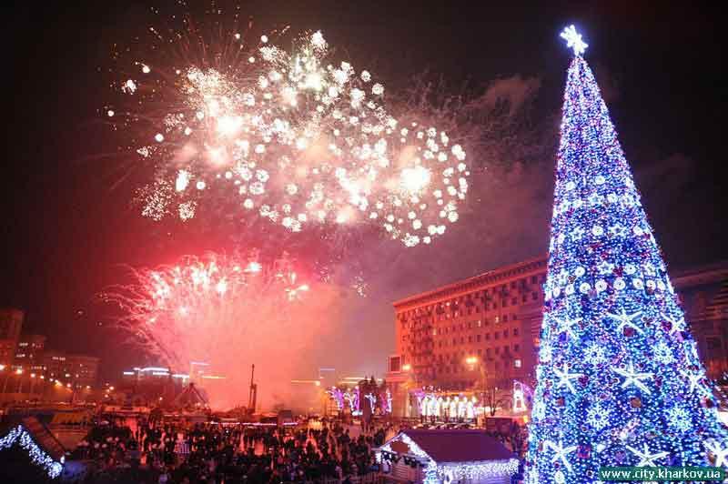 Новости алчевска новогодняя ночь видео