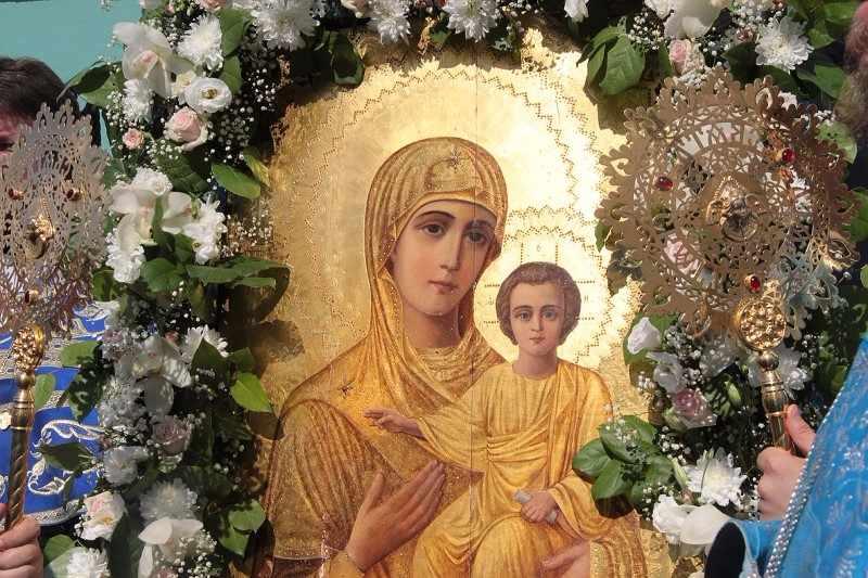 Картинки по запросу Празднование в честь иконы Божьей Матери Одигитрия, именуемой Шуйской